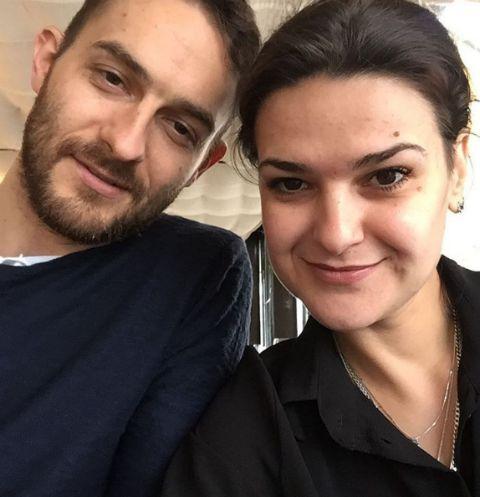 Виктория Райдос переживает из-за травмы мужа