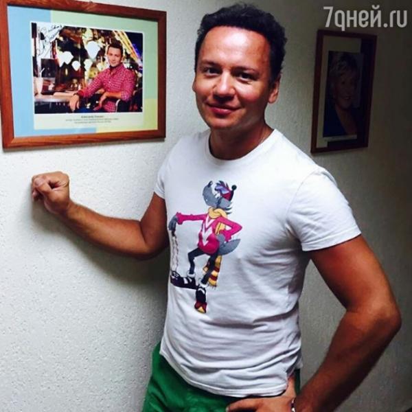 Александр Олешко получил уникальный подарок