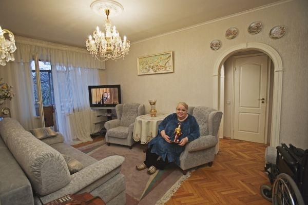 Сын Натальи Крачковской перезахоронит отца рядом с актрисой