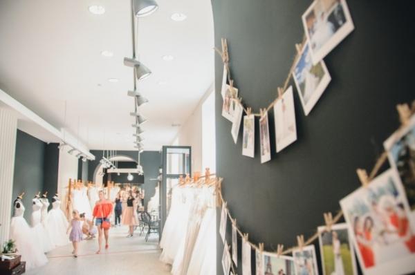 2079 свадебных платьев в новом салоне «Мэри Трюфель»