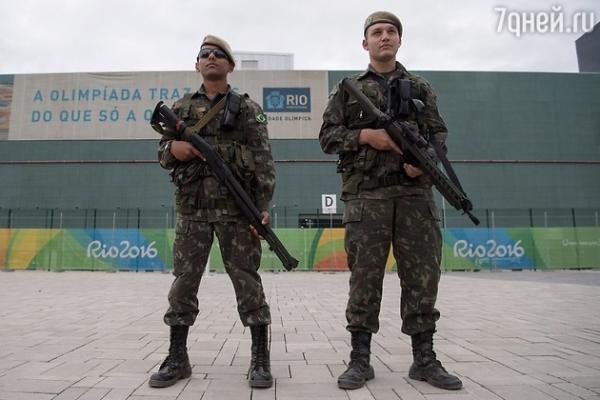 Олимпиада в Рио: грабежи, разбой, угоны, нападения…