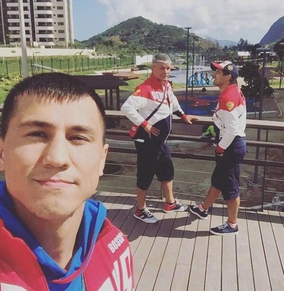 Роман Власов стал дважды чемпионом Олимпийских игр