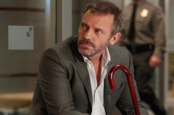 Хью Лори снова станет доктором в новом сериале «Шанс»