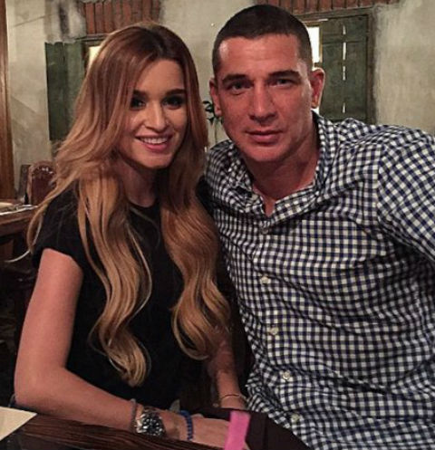Курбан Омаров опубликовал первое фото с женой после расставания
