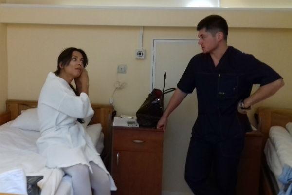 Участница шоу «Холостяк» попала на хирургический стол
