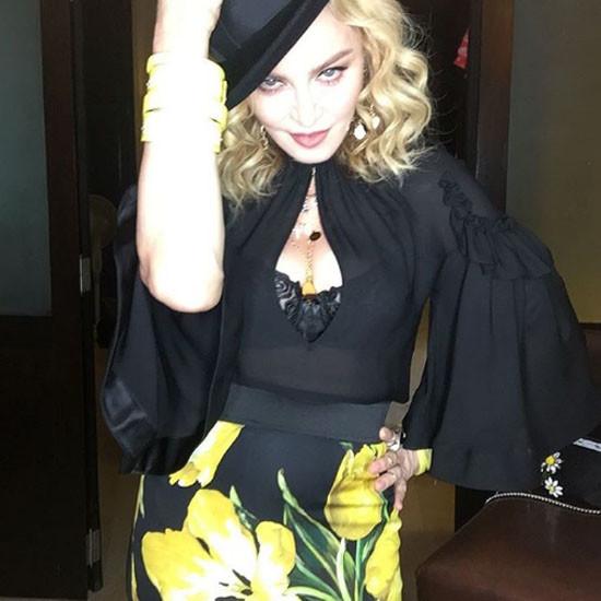 Кубинская вечеринка: Мадонна с размахом отметила 58-летие