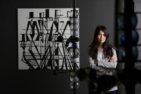 В Москве завершается международная биеннале молодого искусства