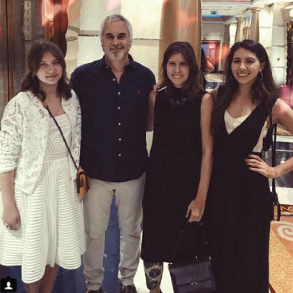 Дочь Валерия Меладзе стала студенткой МГИМО