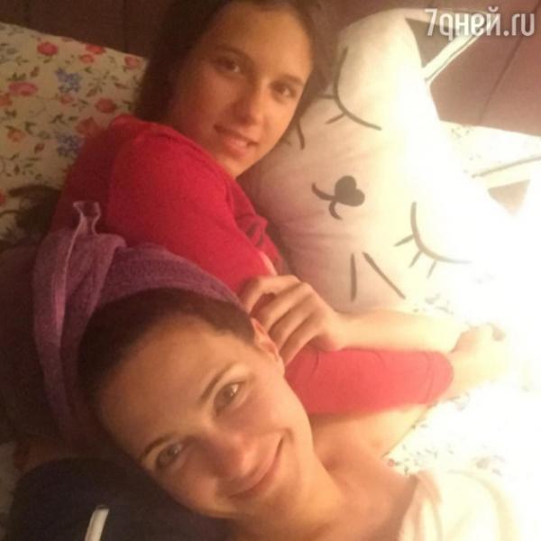 К Екатерине Климовой вернулась дочка