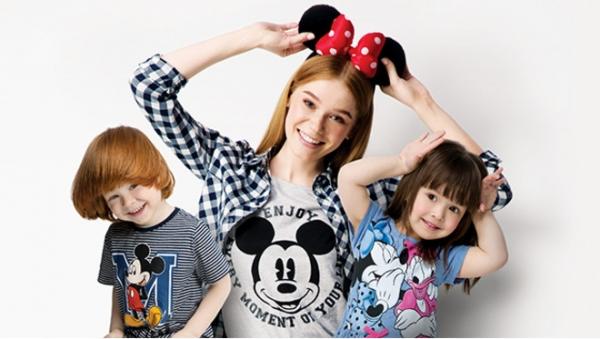 Микки-Маус и его друзья в новой коллекции O`STIN