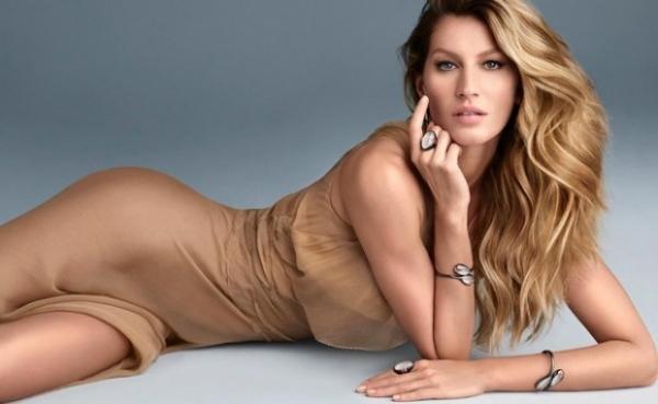 Жизель Бундхен возглавила рейтинг Forbes самых высокооплачиваемых моделей