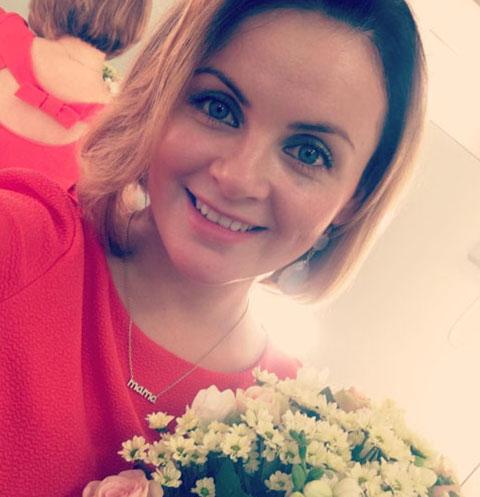 Юлия Проскурякова впервые осмелилась позировать в купальнике