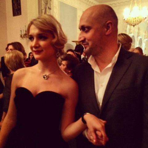 Дочь Куценко и Порошиной познакомила их с бойфрендом
