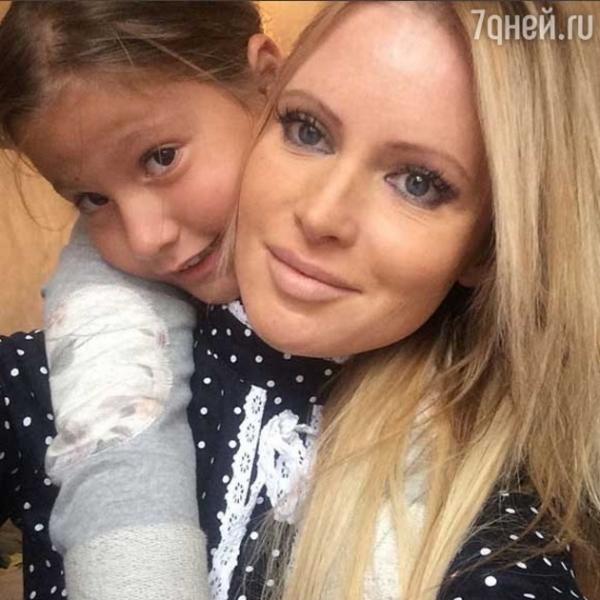 Дочка Даны Борисовой отказывается общаться с родным папой