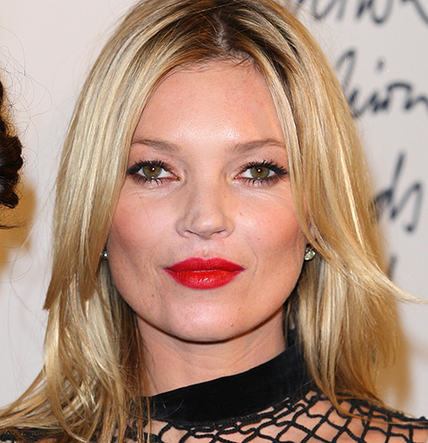 Kate moss is preparing for the wedding