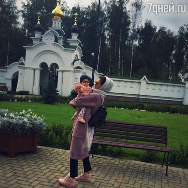 Екатерина Климова рассекретила подросшую младшую дочку