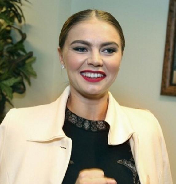 Алина Кабаева оказалась счастлива в браке