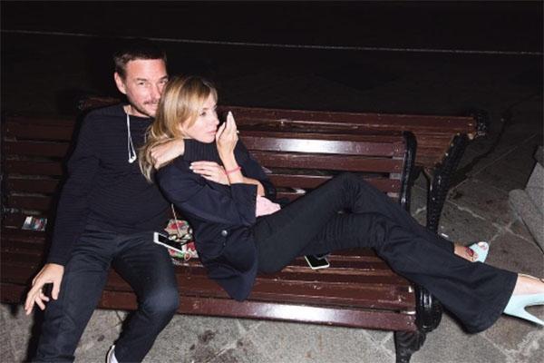 Светлана Бондарчук заинтриговала фото с новым мужчиной