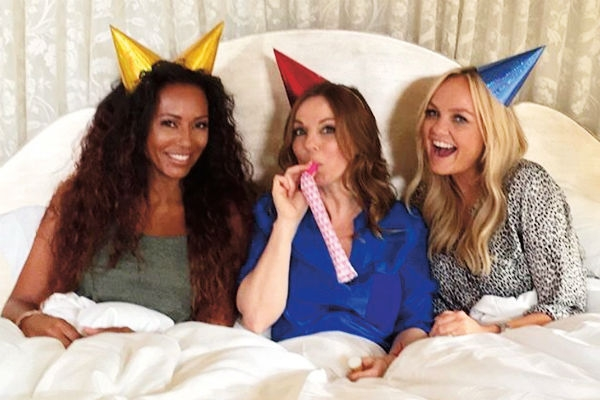 Spice Girls вынуждены выступать под другим названием из-за одной из «перчинок»