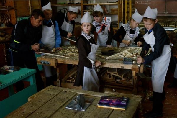 В Музее Москвы проходит выставка фоторепортажей