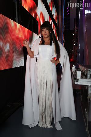 Кети Топурия удивила нарядом гостей «Новой Волны»