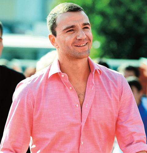 Антон Сихарулидзе стал отцом во второй раз