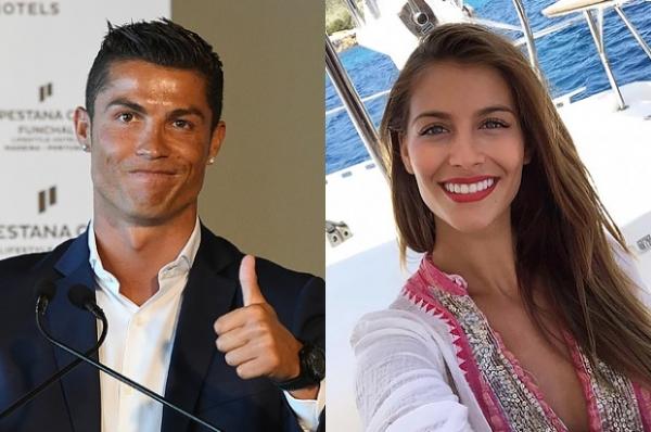 Криштиану Роналду встречается с «Мисс Испания-2014″ Дезире Кордеро
