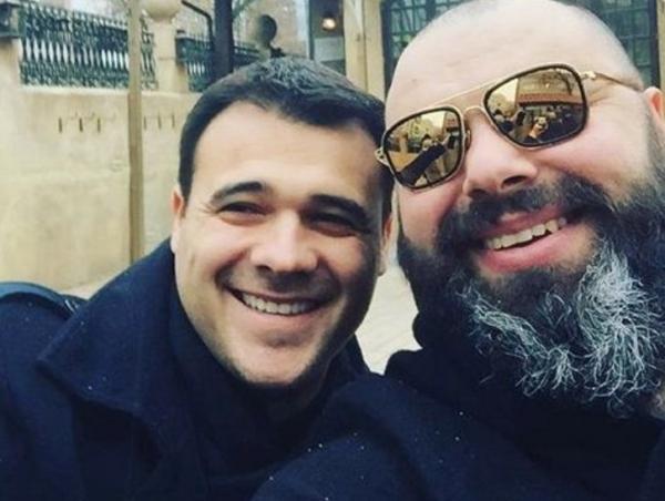 Максим Фадеев и Эмин Агаларов открывают ресторан «У дяди Макса»