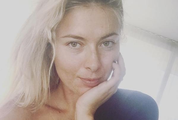 Голые ножки Марии Шараповой в Инстаграм вызвали смешанные чувства фанатов