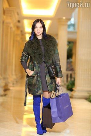 Лядова и Вдовиченков оценили новые модные коллекции
