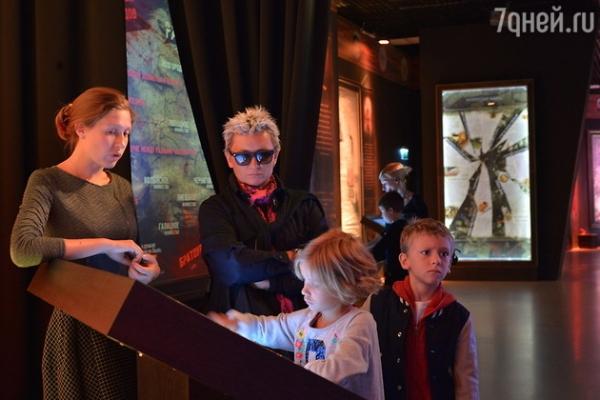 Эксклюзив: Диана Арбенина рассказала о том, как воспитывает двойняшек
