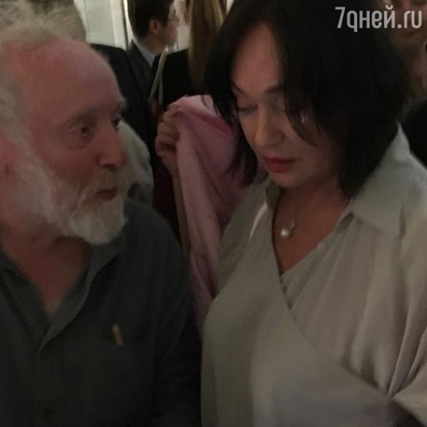 Лариса Гузеева откровенно призналась в любви к режиссеру