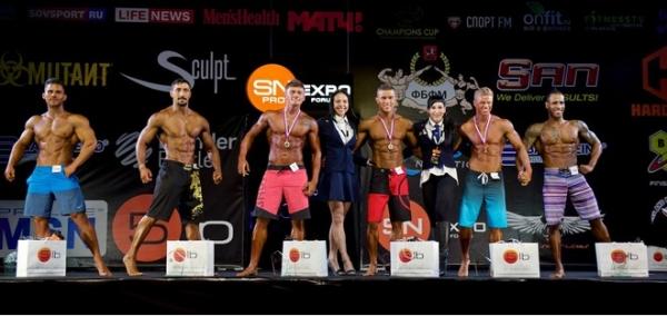 В Москве пройдут чемпионаты по всем силовым видам спорта