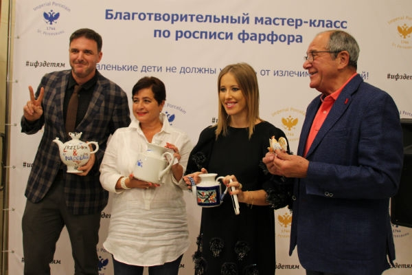Эммануил Виторган встал на защиту беременной Ксении Собчак