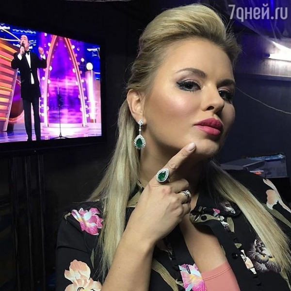 Анна Семенович показала уникальное фото