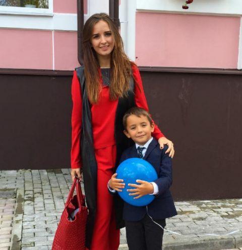 Маргарита Агибалова паникует из-за ребенка