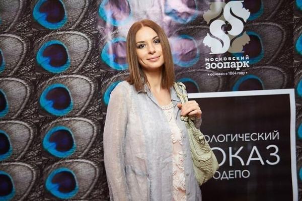 Ирина Лачина провела день в зоопарке