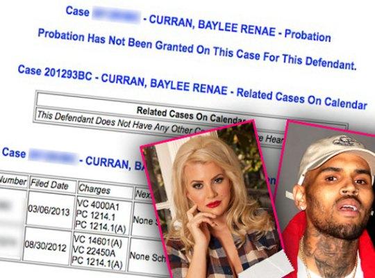 Крис Браун уверен, что его арест был спланирован