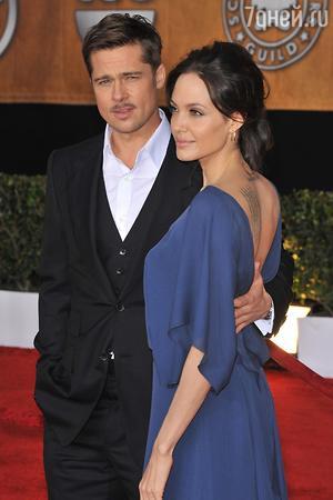 Брак Джоли и Питта рухнул из-за его пристрастия к алкоголю и марихуане