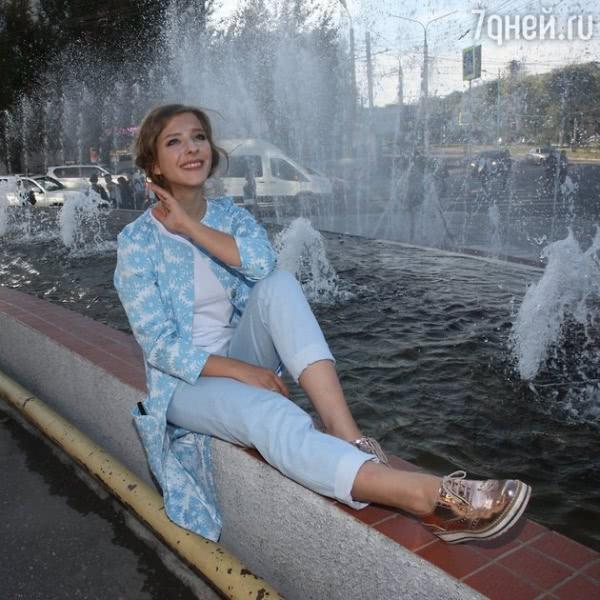 Лиза Арзамасова закаляется в Сибири