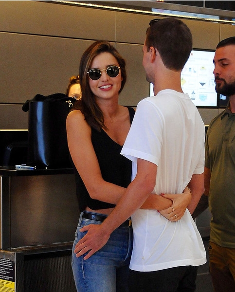 Миранда Керр вышла замуж за 26-летнего миллиардера