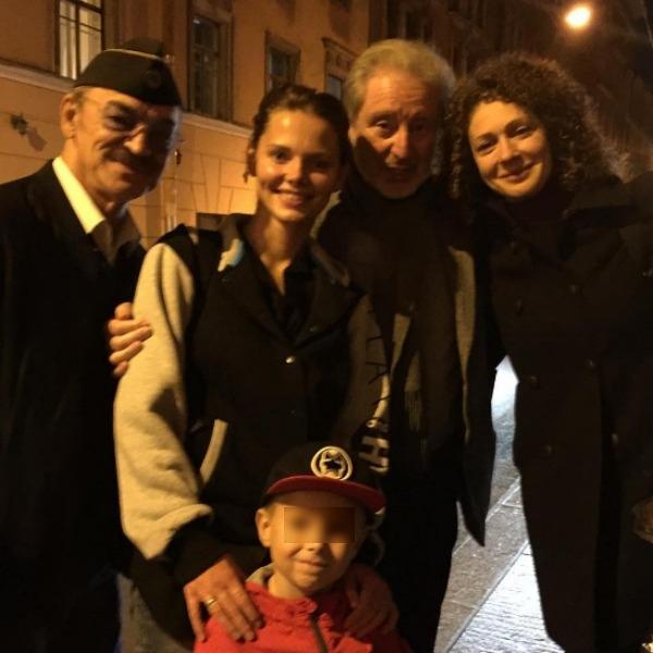 Друзья семьи Лизы Боярской рассекретили ее сына