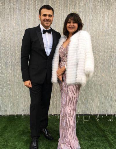 Эмин, Топурия и Басков погуляли на свадьбе дочери миллиардера