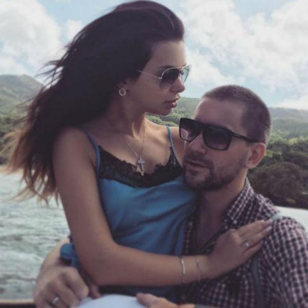 Катя Жужа похвасталась заботливым мужем