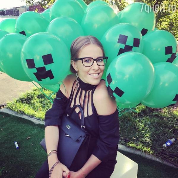 В жизни Ксении Собчак произошли удивительные перемены