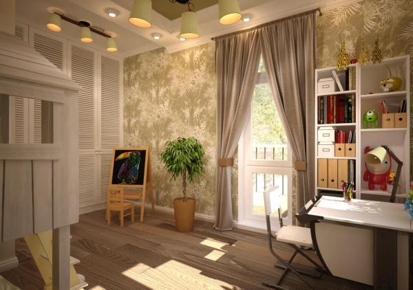 Как обустроить комнату первоклассника— советы дизайнеров