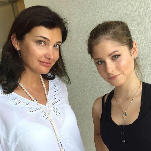 Юлия Липницкая получила водительские права