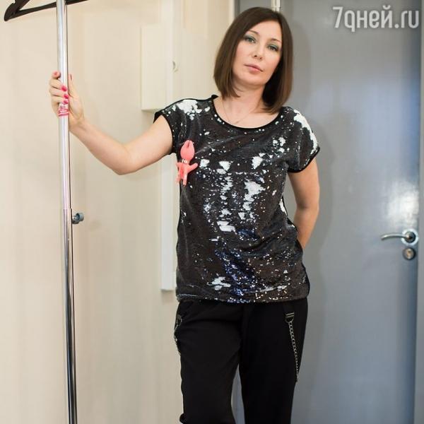 Полина Гриффис пожаловалась на личную жизнь в эфире Первого канала