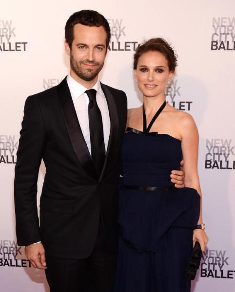 Натали Портман беременна во второй раз