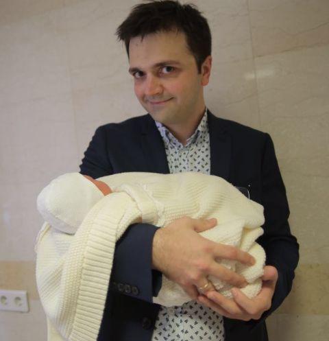 Звезда Comedy Club стал отцом во второй раз